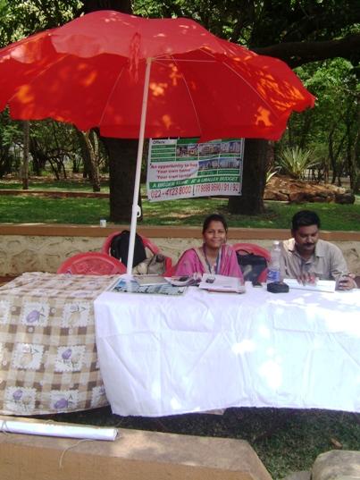 Campaign in Rural Area