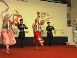 an event in expo,Bahrain
