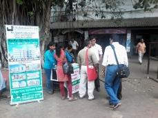 Campaign in Mumbai