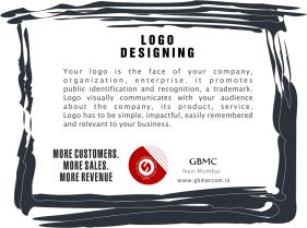 logo designing, ebrochures, eflyers designing