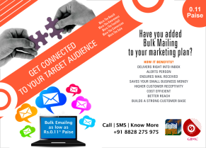 bulk emailing, mass mailing, email campaign